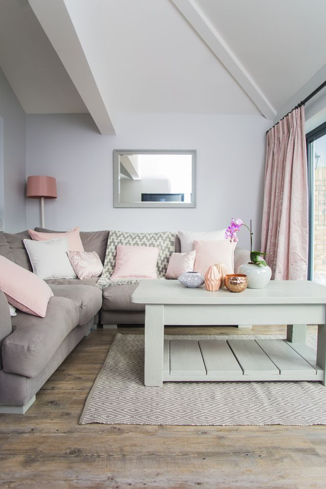 Kitchen Makeover With Pink Accents Part 77