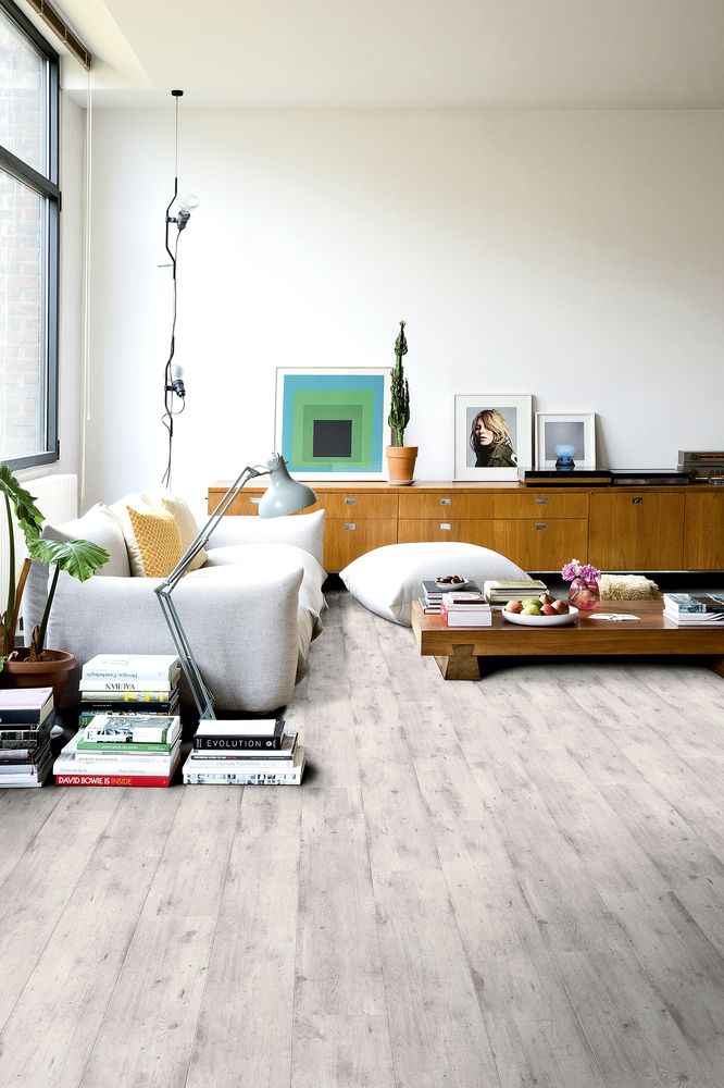 Quick Step Living Room