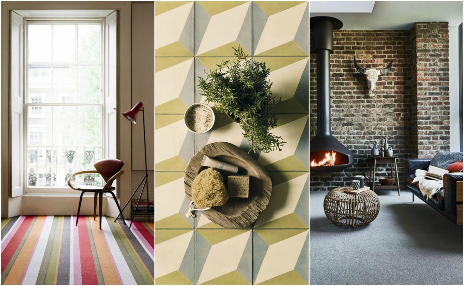 Interior design for our home - Achieve A Fabulous Look With The Latest Flooring Trends With Ideas To Suit Every Room Of