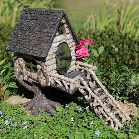 Right after rearranging the garden - Everything You Need To Know About Fairy Gardens