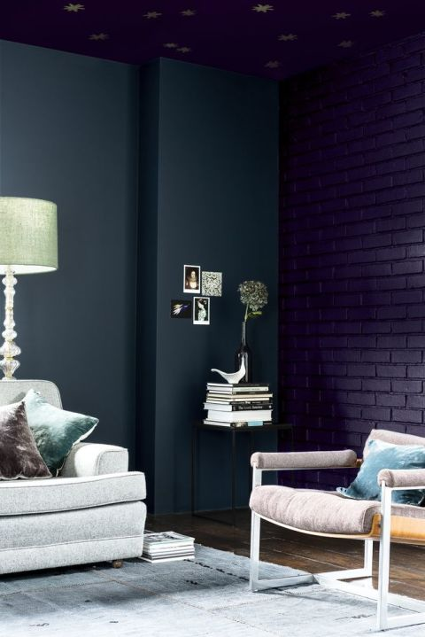 Winter Paint Shades This Season S Hottest Jewel Colours