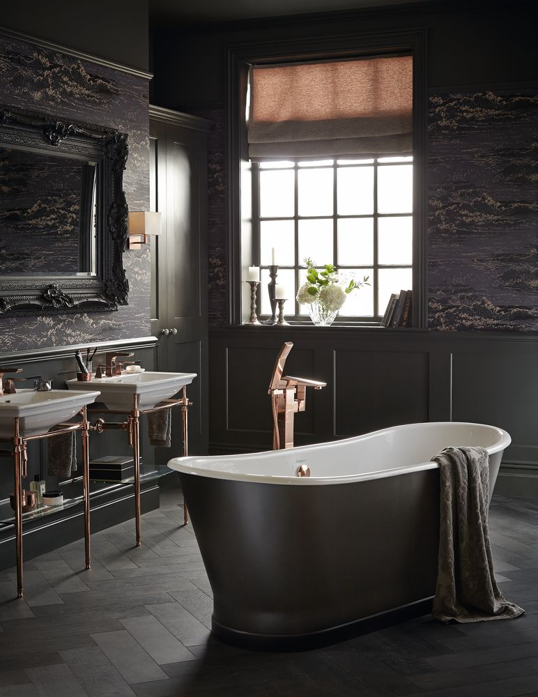 7 top tips for creating a luxury bathroom retreat for Heritage bathrooms