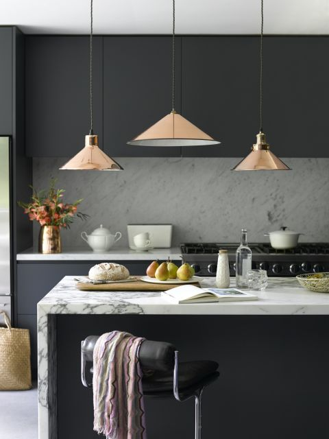 Home Interiors   Copper Accents
