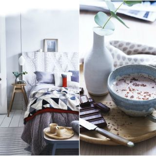Embrace Hygge Style, Feel Good Fabrics, Soothing Colours And Natural  Materials. Part 95