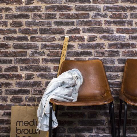 Stylish Brick Effect Wallpaper Designs Brick Wallpaper Ideas
