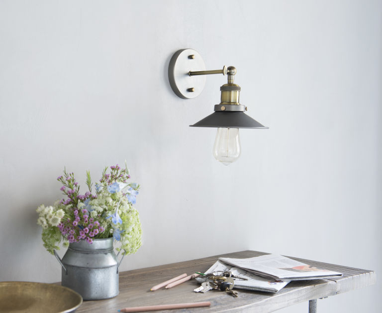 6 stylish wall lights for your home stylish wall lights aloadofball Image collections