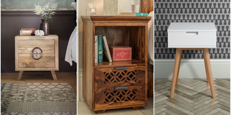 Best Bedside Tables best nightstands to add character to your bedroom
