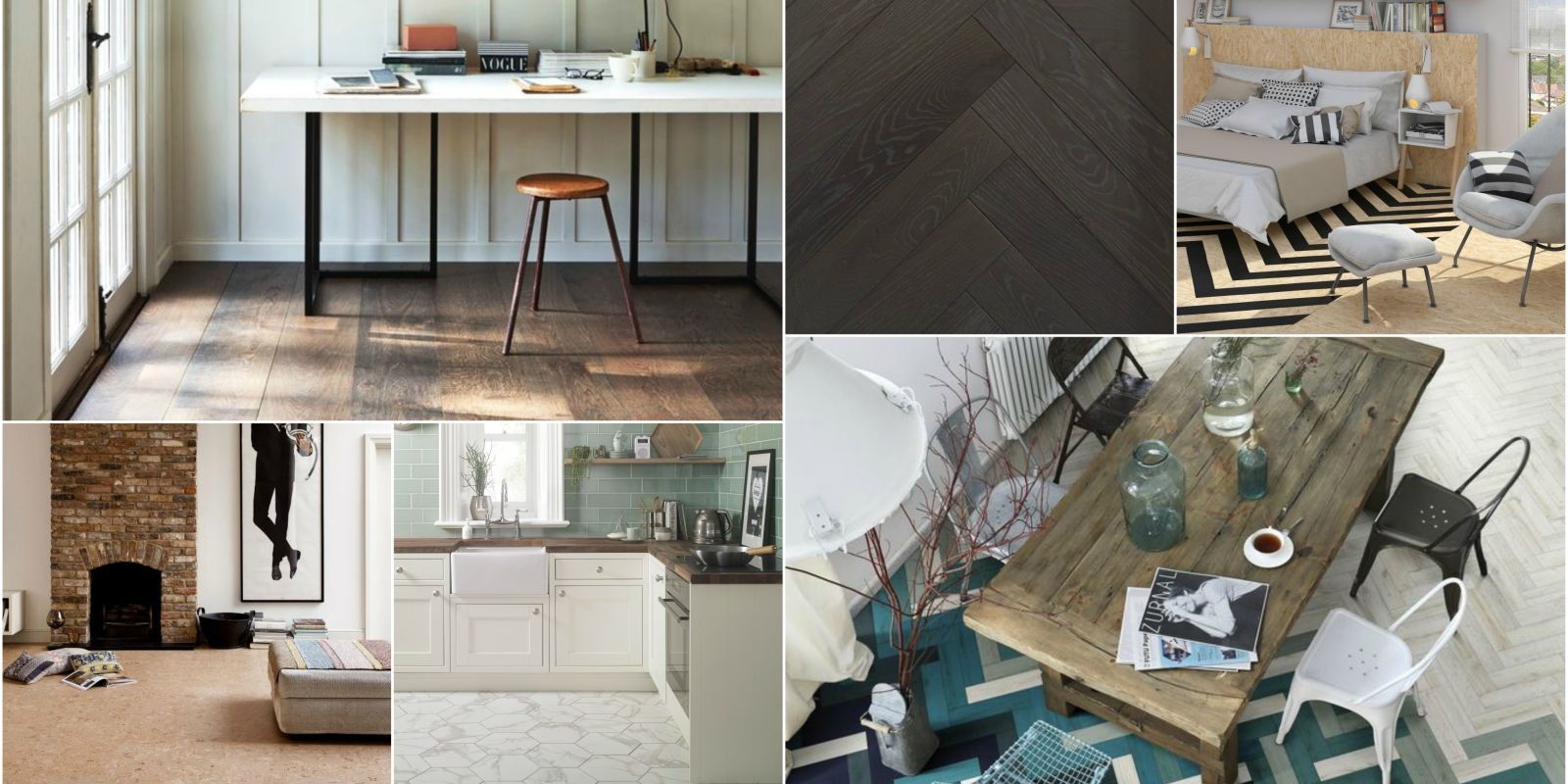 Trends in tile flooring
