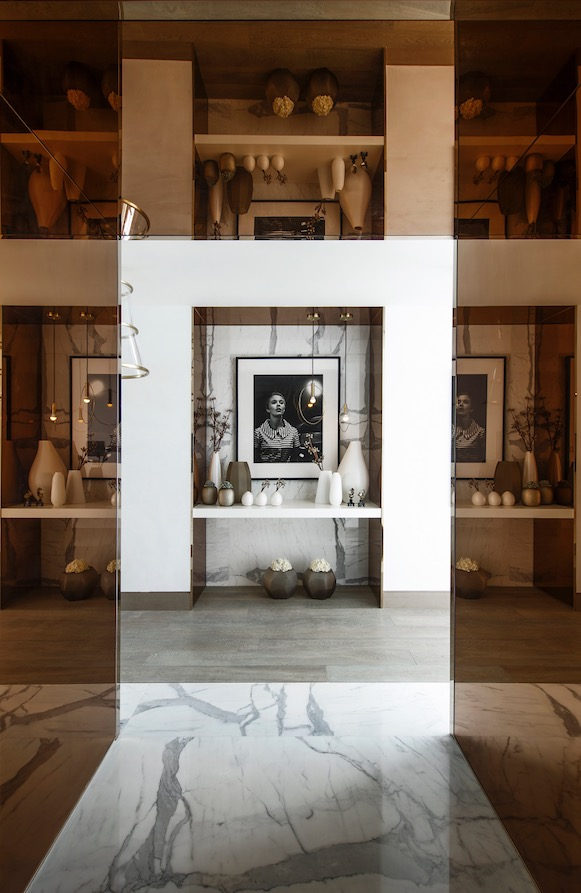Interior, Glass. Kelly Hoppen