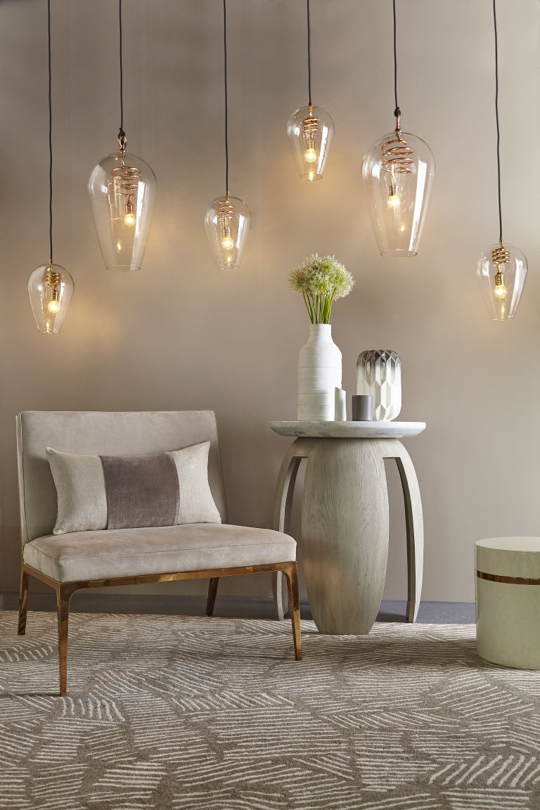 Brando Pendants And Marley Chair From Kelly Hoppen Part 80