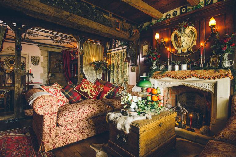 Talliston House The Watchtower Room