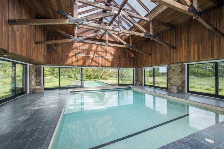 Lodsbridge Mill Swimming Pool Inside, Knight Frank Part 95