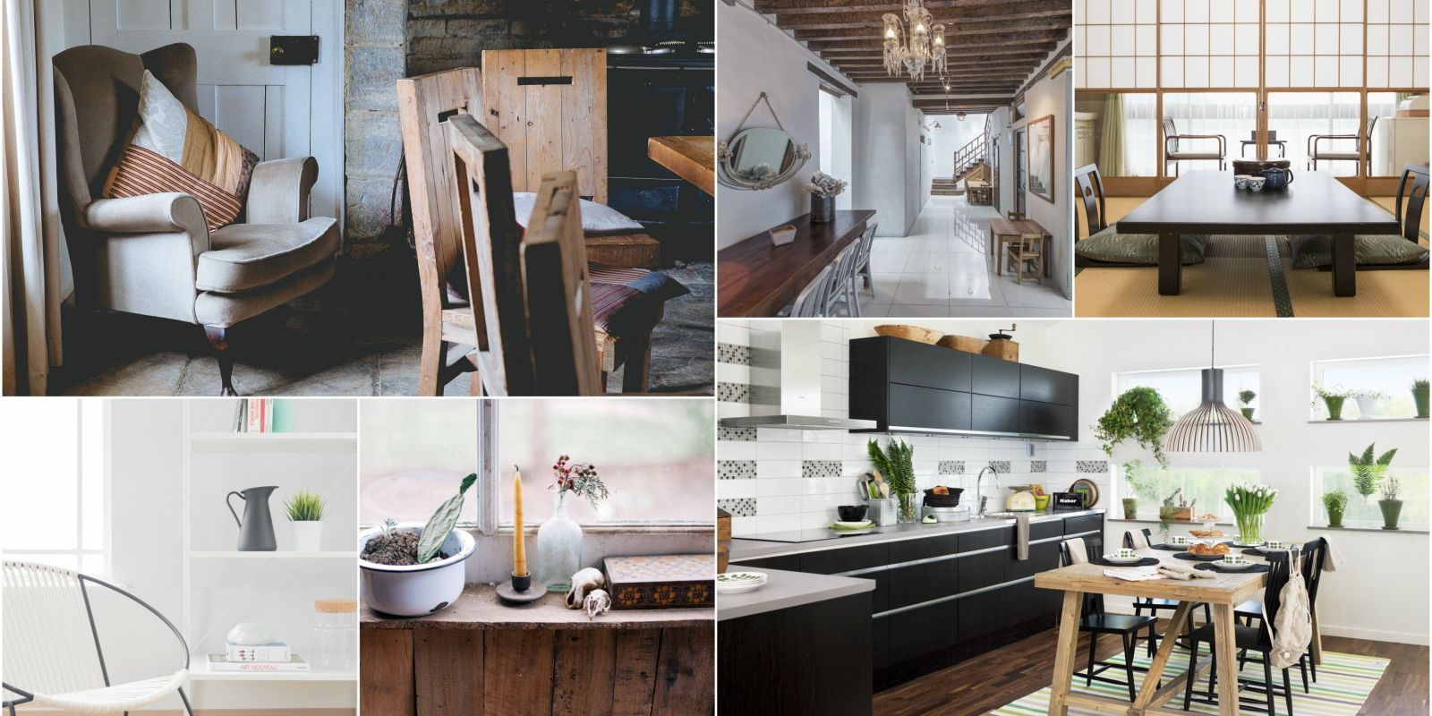 3 interior design trends from around the world that could for Research interior decoration and design influences