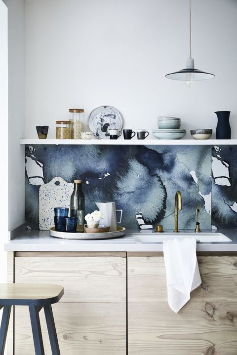 6 Stylish Inky Blue Interiors