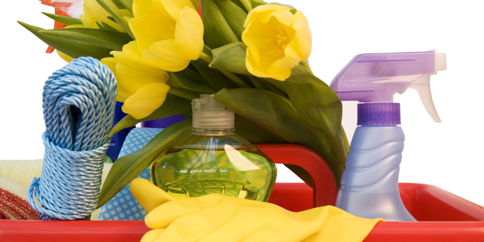 it's national spring cleaning week but what's on your to-do list?