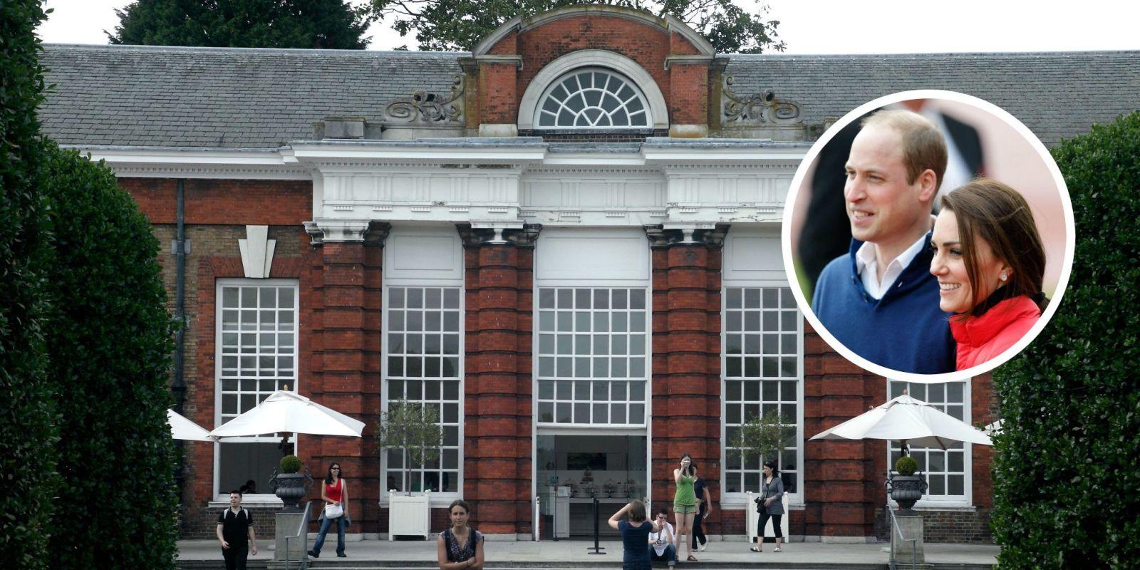 100 Kensington Palace Apartment Prince William