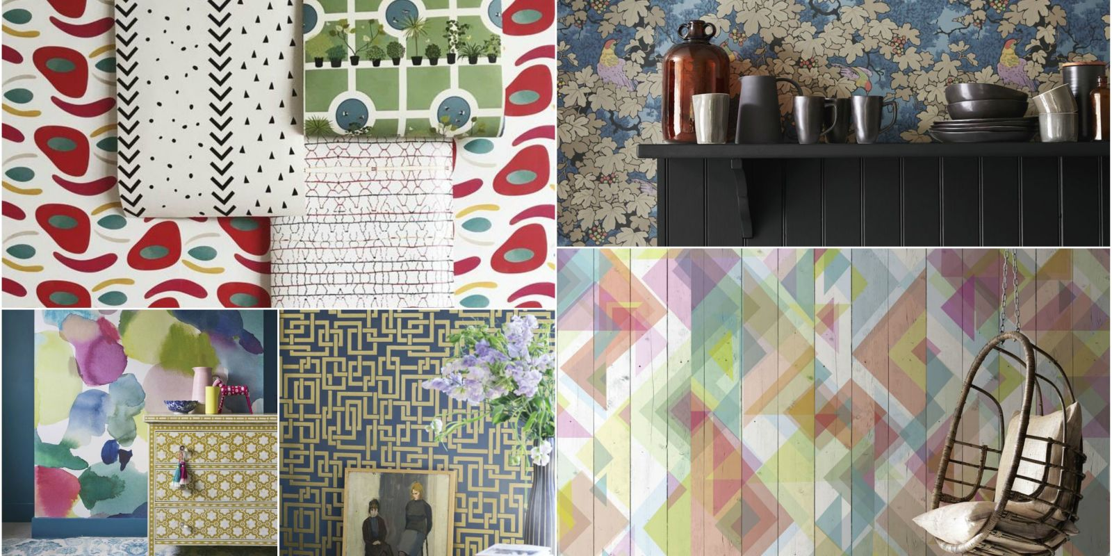 Top Wallpaper Trends For 2017