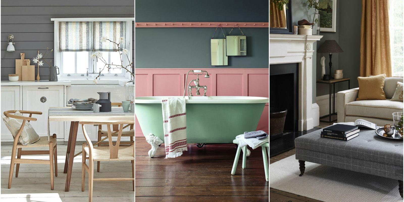 8 grey colour scheme ideas from an interior stylist for Interior design grey colour scheme