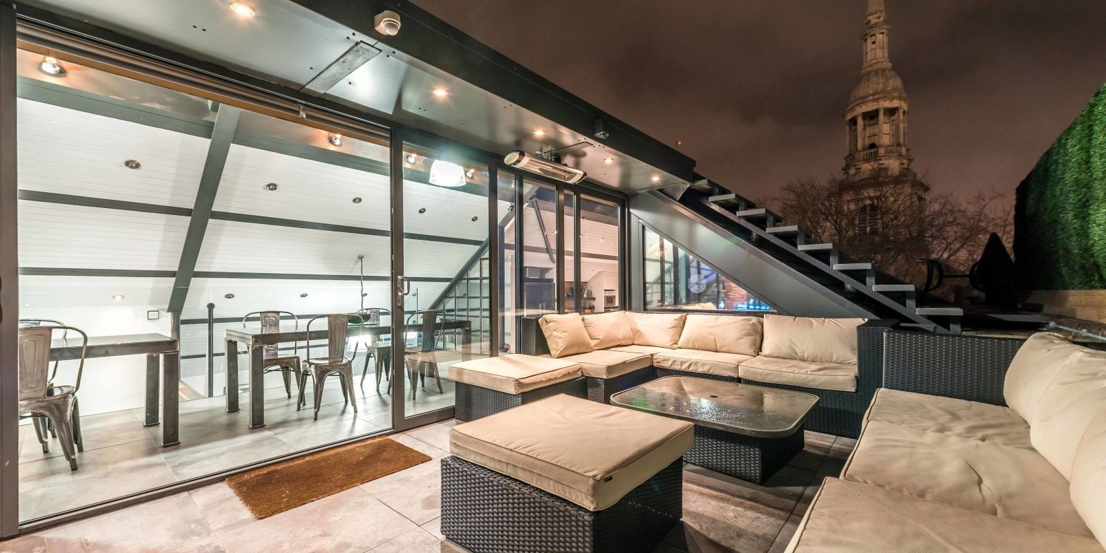 Shoreditch High Street Property Roof Terrace Savills