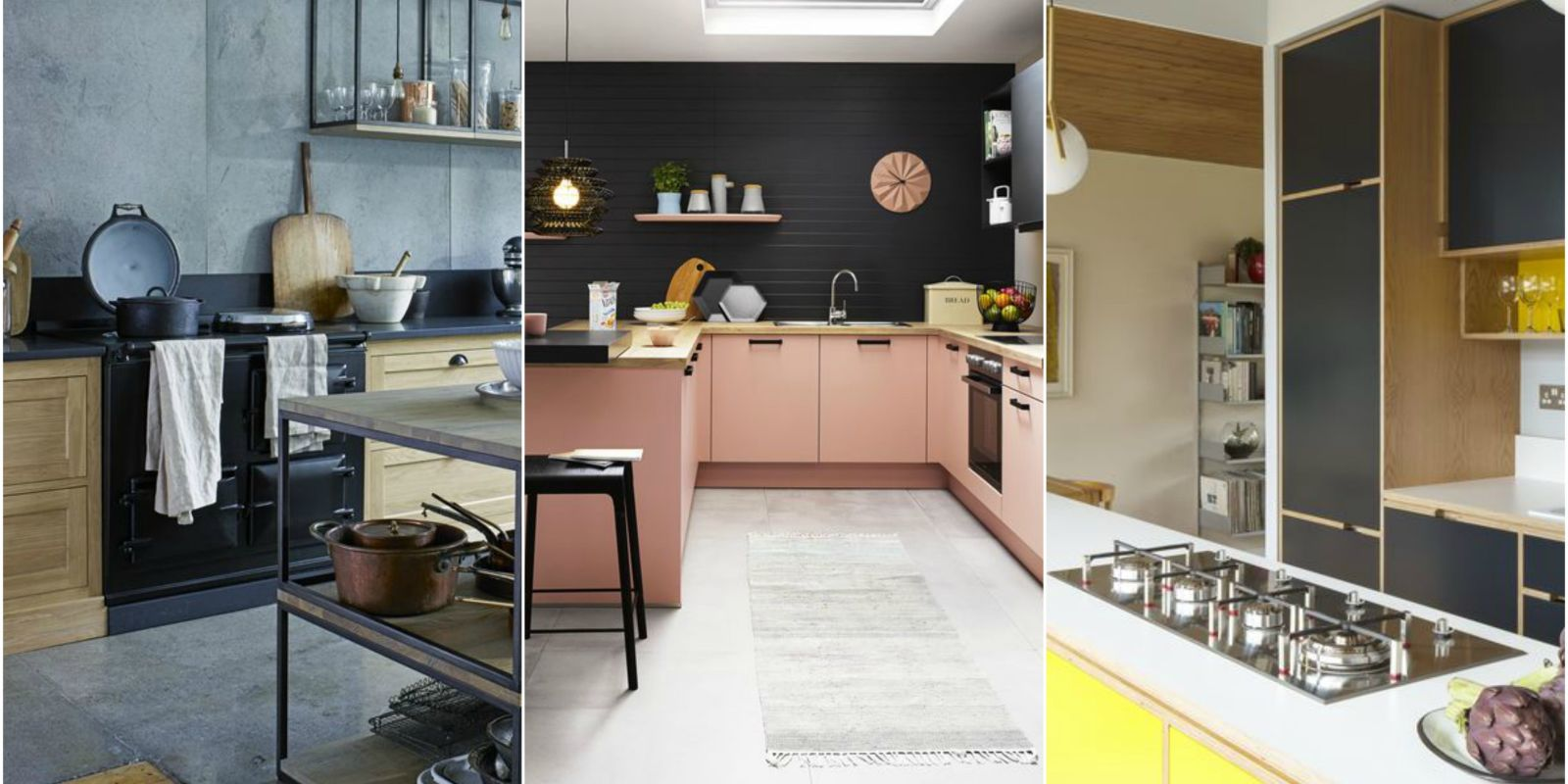 7 best ways to embrace the latest 2017 kitchen trends for Kitchen trends
