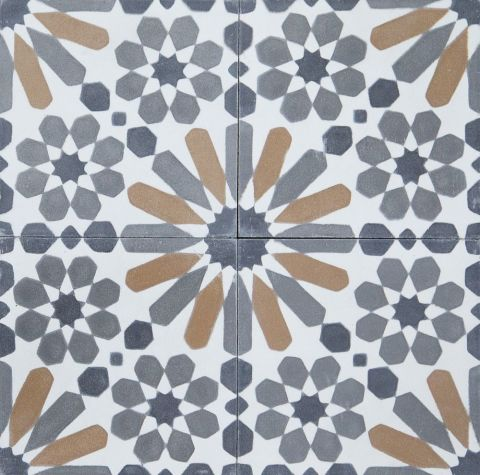Kitchen Trend 7 Fabulous Patterned Floor Tiles