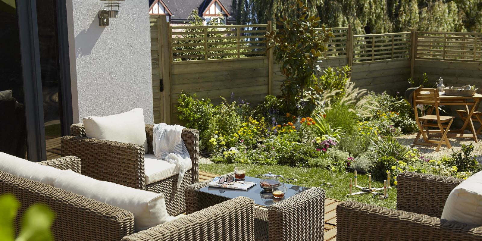 Gardens are considered an 'unattainable luxury' for Londoners