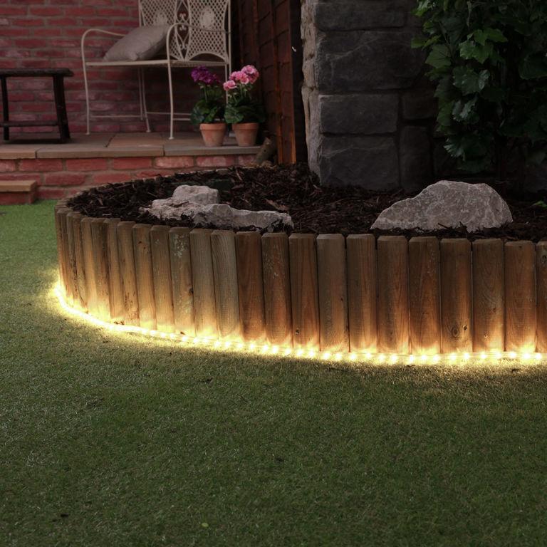7 on trend garden lighting ideas for summer 2017 trending now summer garden outdoor festive lights mozeypictures Images