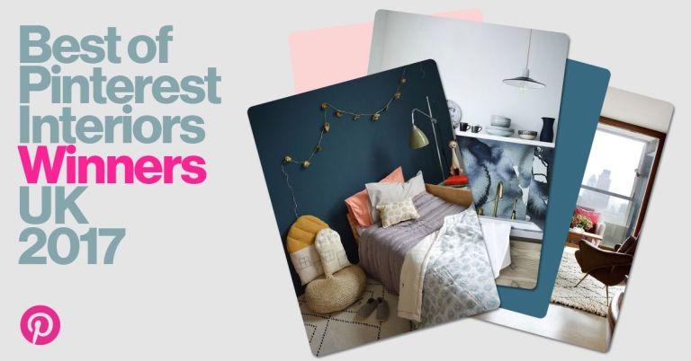 Pinterest Interior Awards UK Winners 2017