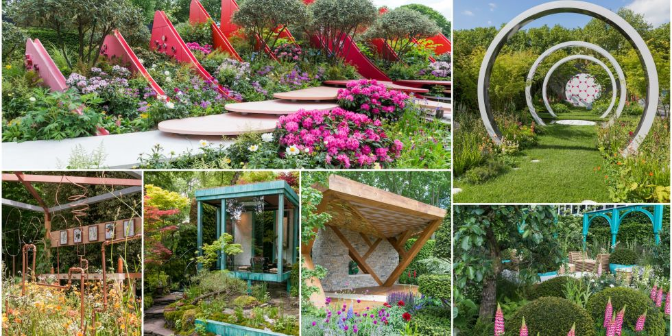 Awesome Chelsea Flower Show 2017   Medal Winners