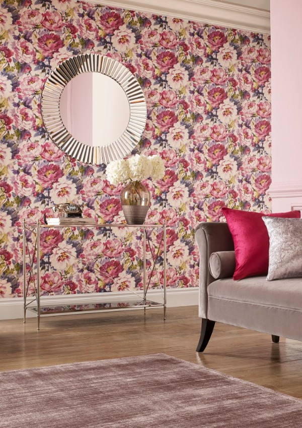 Graham And Brown Chelsea Flower Show Inspired Wallpaper: Chelsea, Botanical  And Meiying   Launched Part 71