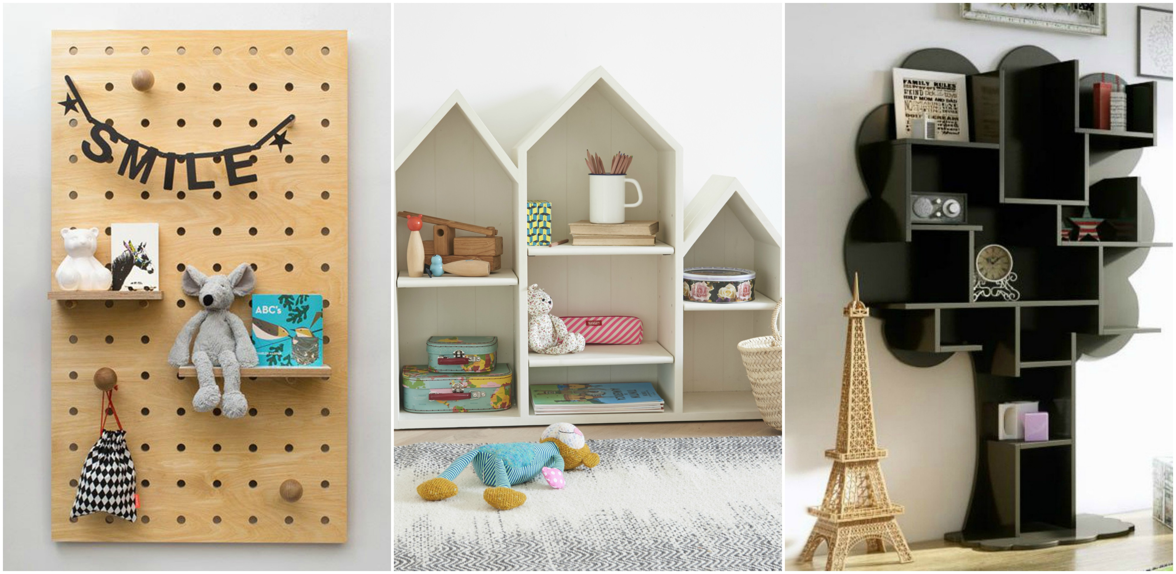 Children S And Kids Room Ideas Designs Inspiration: 10 Children's Room Storage Ideas