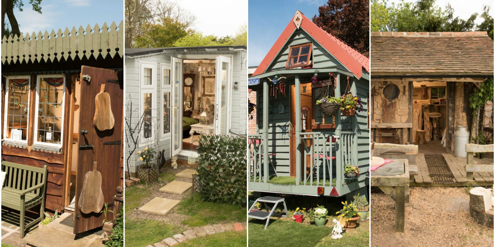 Best Budget Sheds Finalists Shed Of The Year Competition