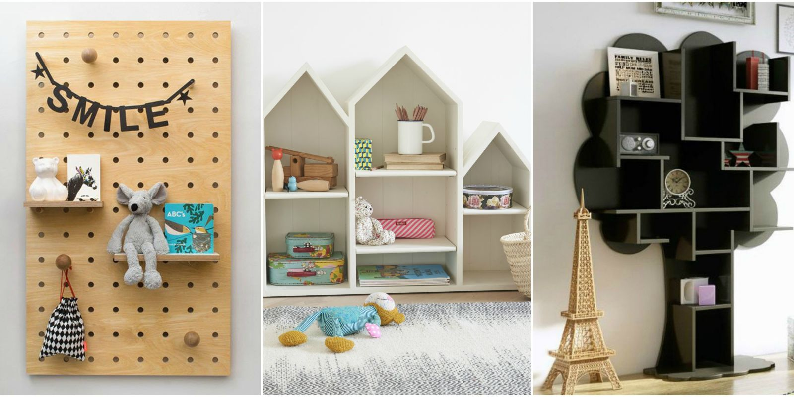 10 children 39 s room storage ideas kids 39 bedroom and for Kids room storage ideas