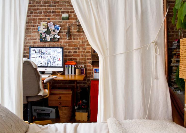 Home Office In Bedroom/spare Room U2013 Rikki Snyder _ Houzz