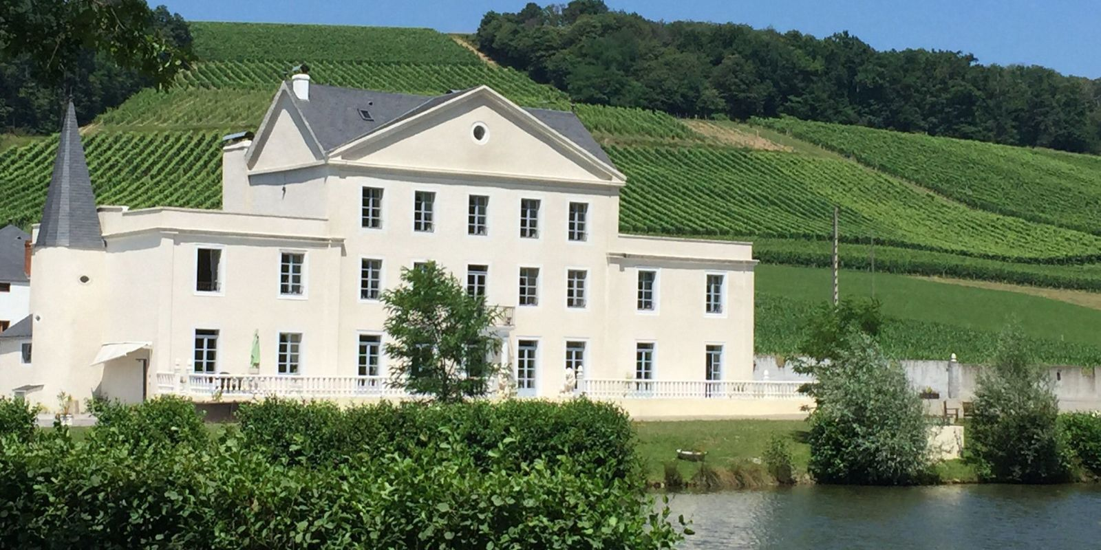 French Chateau Going Up For Auction With No Set Reserve Price
