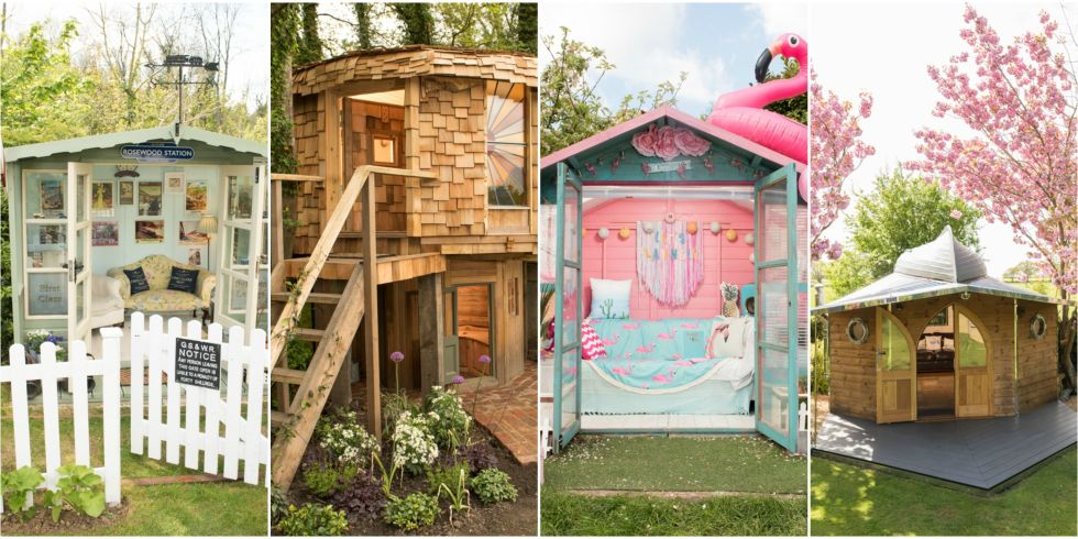 The Best Cabin And Summerhouse Sheds Shortlist For Cuprinol Shed - Summer house