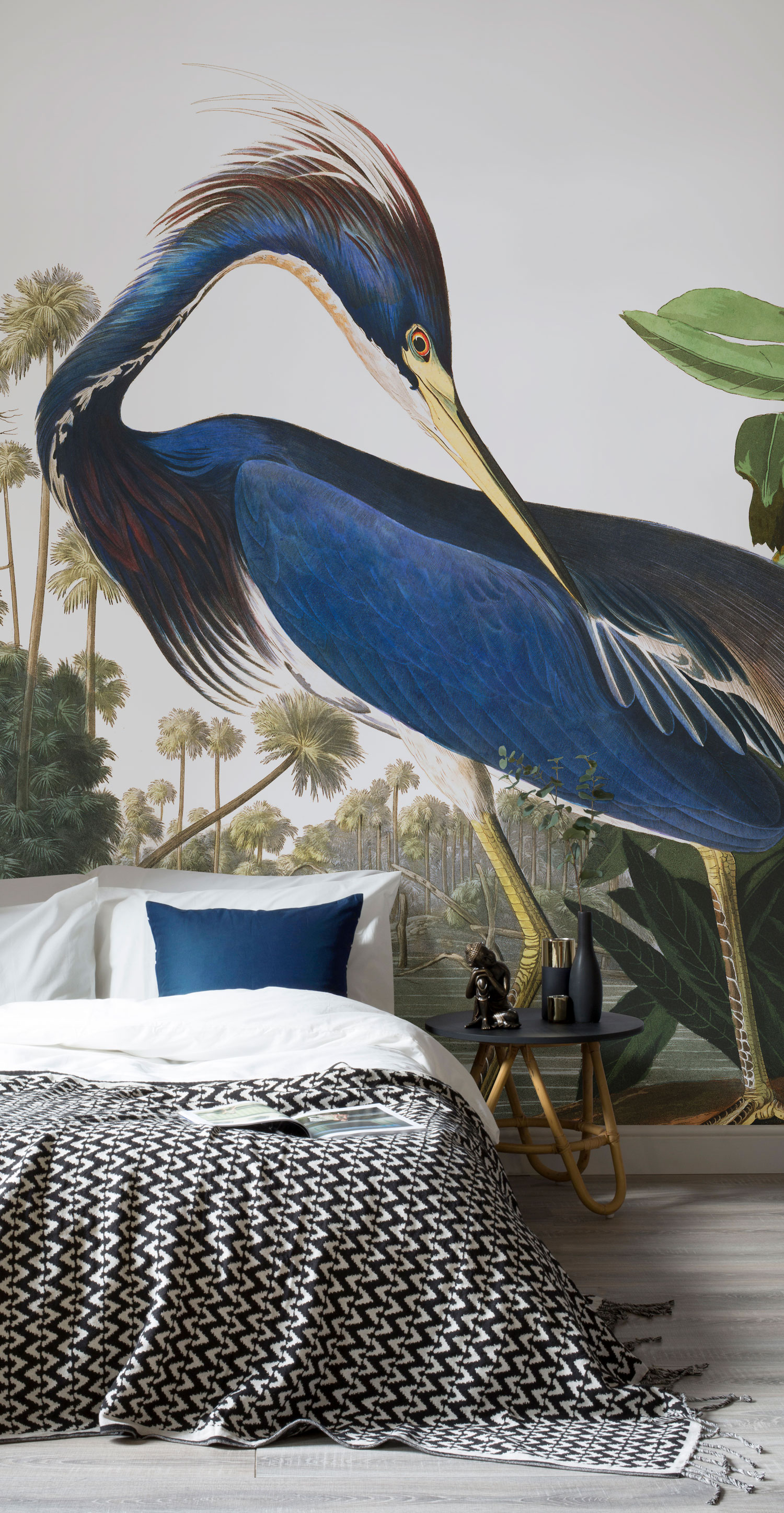 Bird Print Wall Murals John James Audubon S Birds Of