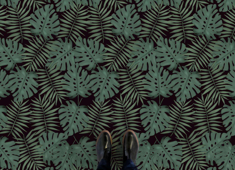 Bespoke Vinyl Floor Murals The Next Flooring Trend