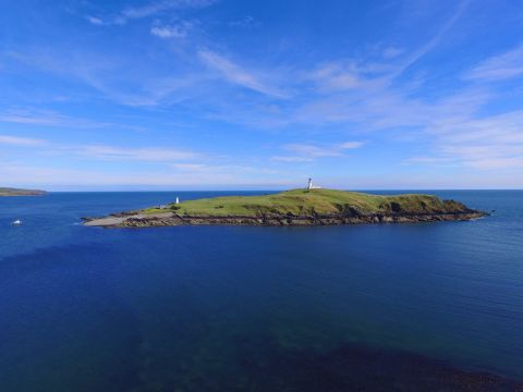 Scotland 39 S Little Ross Island Is On The Market For