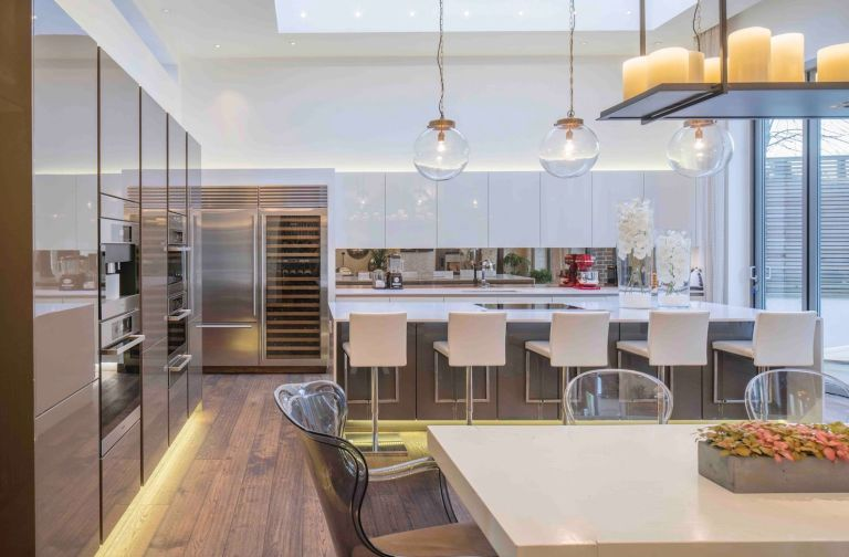 Kelly Hoppen designed this extravagant Highgate property for sale