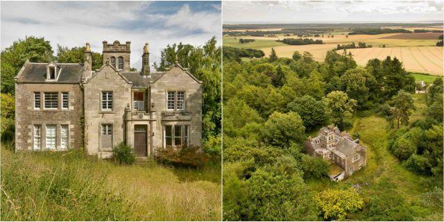 Poldark Countrys Pixie Nook Cottage In Warleggan Cornwall Is A