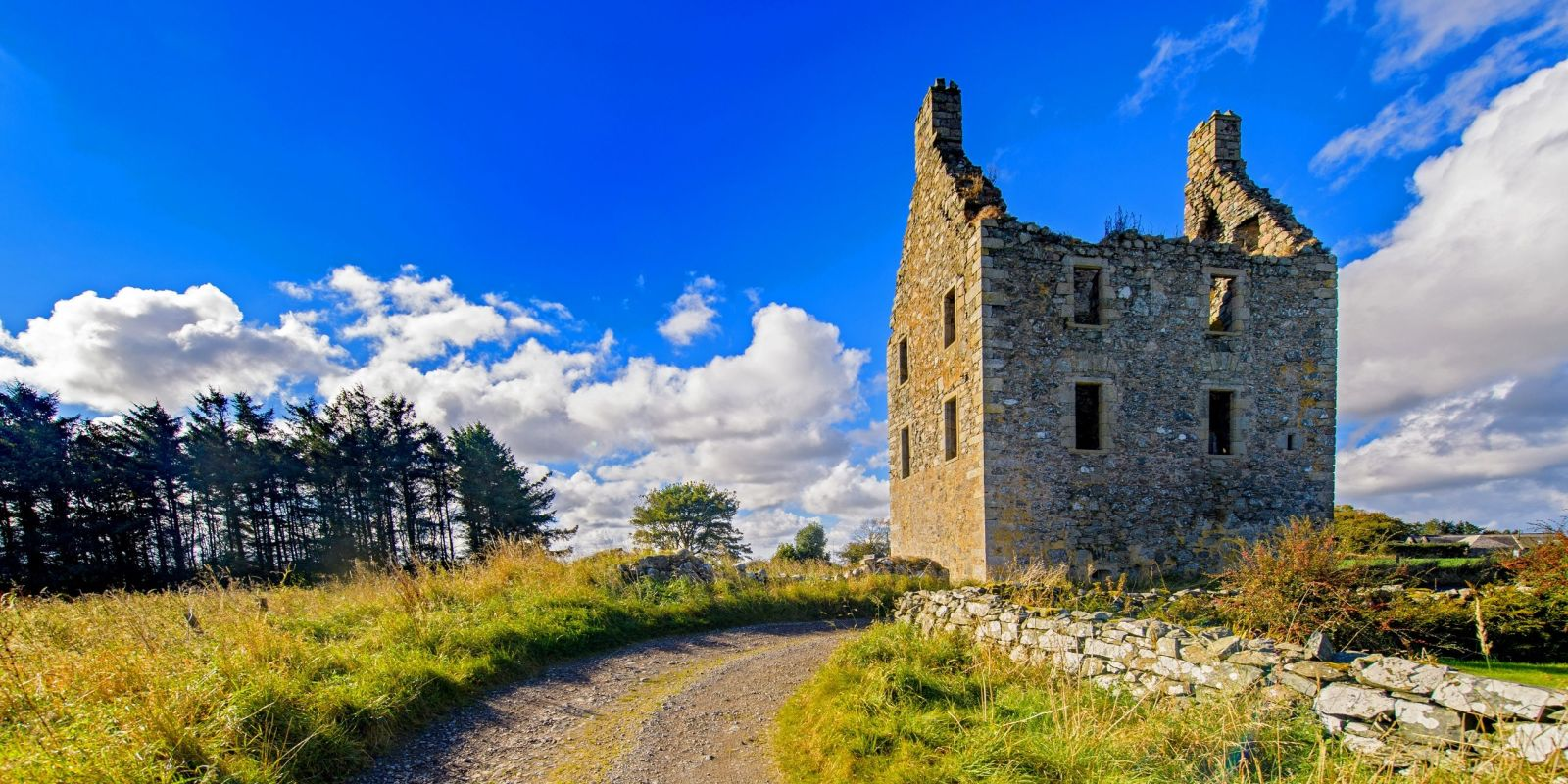 Knockhall Castle In Scotland Is On Sale For 163 130 000 But