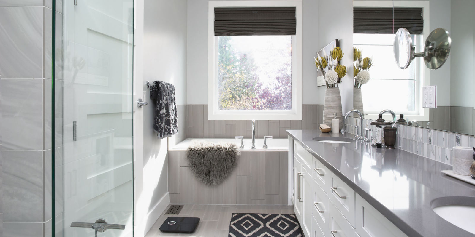 Bathroom features that add the most value to your property for Most stylish bathrooms
