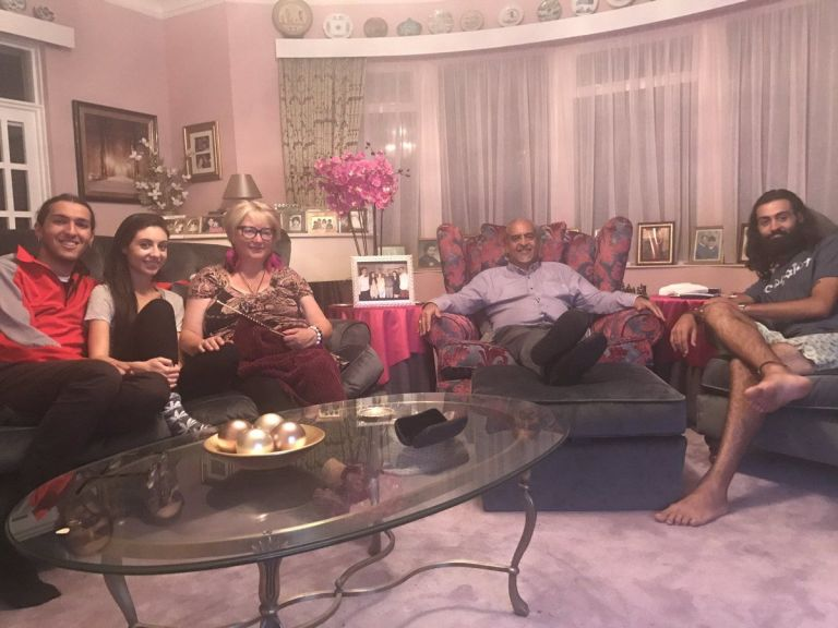 Gogglebox Michaels Family