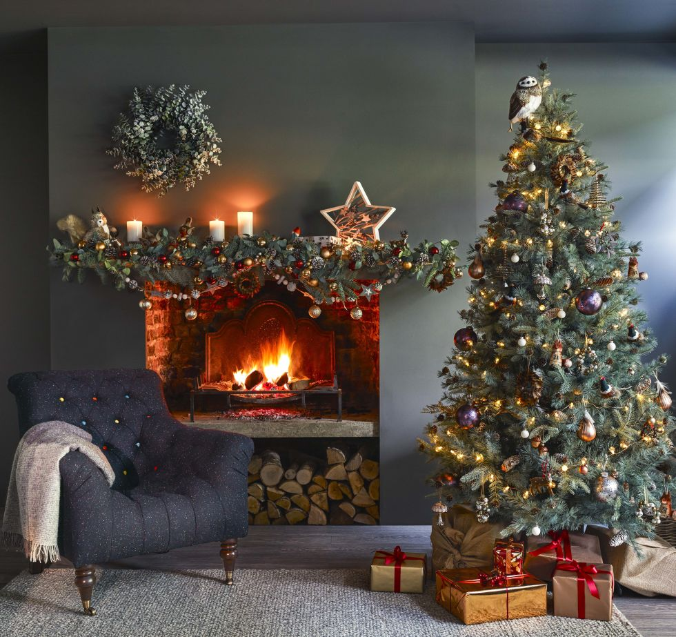 John Lewis Hyland Myths Christmas Theme