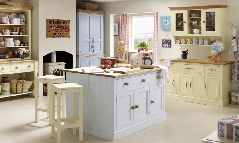 7 Ways To Create A Country Kitchen Fit For 2018 - Kitchen Design Ideas