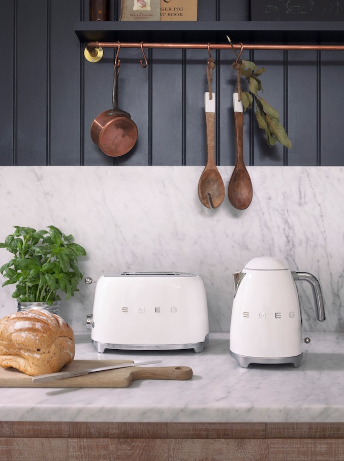 Kettle And Toaster SMEG Beckenham