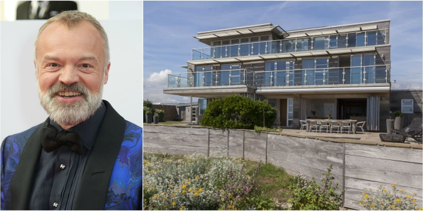 graham norton selling east sussex beach house and its own