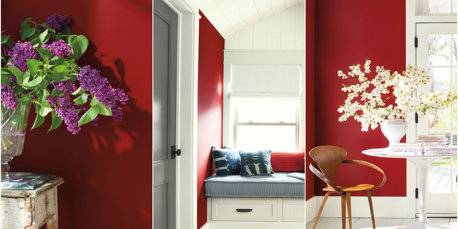Caliente Is Benjamin Moore S Colour Of The Year 2018