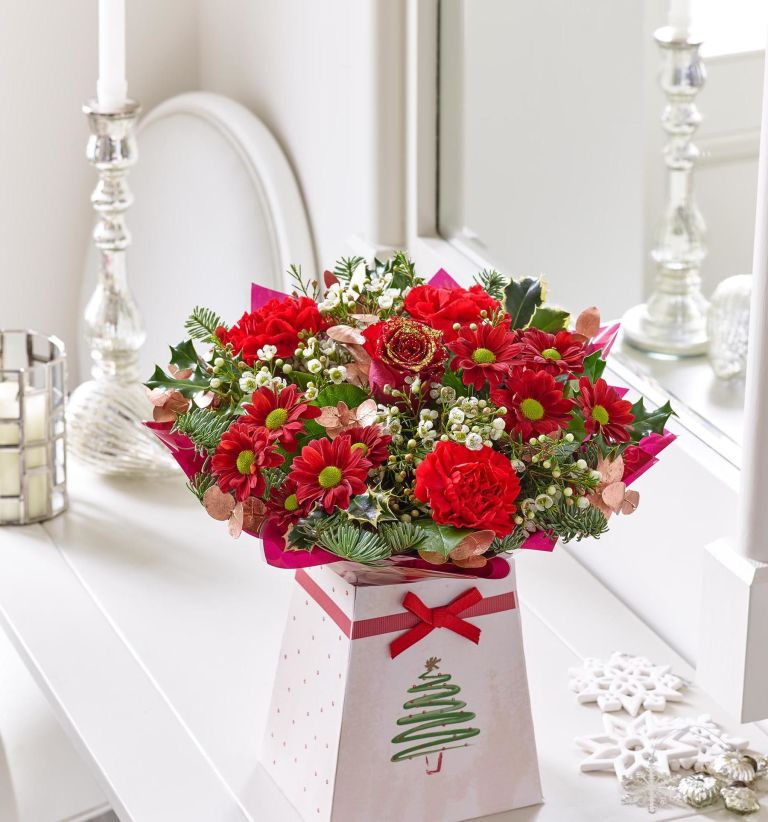 Christmas Cheer Gift Box, Interflora, Ã'£30